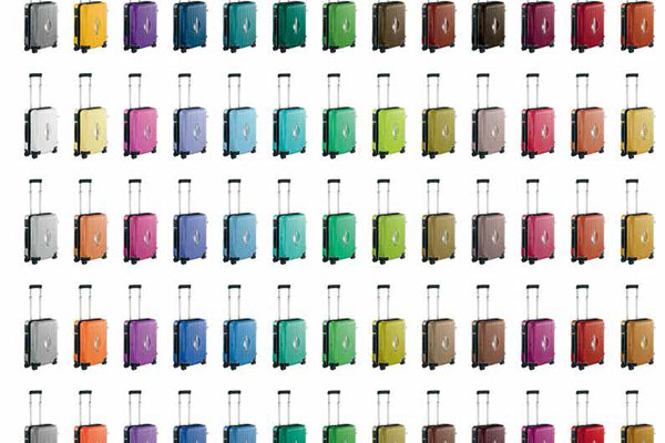 Valigia rigida o semirigida la guida per non dubitare - Quante valigie si possono portare in aereo ...