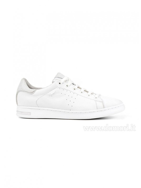 Scarpa donna Geox Jaysen White Domori: scarpe, moda e