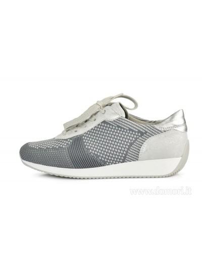 ARA 12-34027 - Sneaker Bassa - Grigio argento