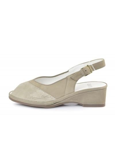 ARA 12-37057 - Sandalo - SAND/PLATIN/TAUPE