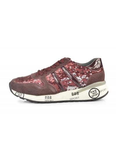 ENERGY 16801 - Sneaker Bassa - Bordeaux