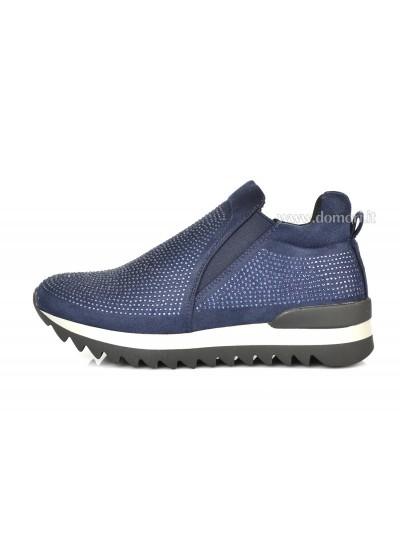 CALZAMANIA 1762 MICRO - Sneaker Bassa - Bleu