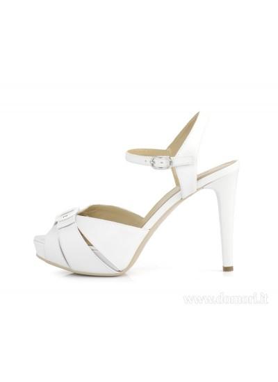 Scarpe Sposa Nero Giardini.Sandalo Da Sposa Nero Giardini P806020de