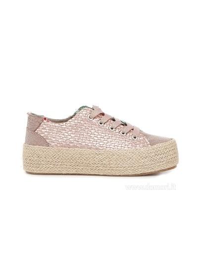 CAFE NOIR IDG922 - Sneaker Bassa - Cipria