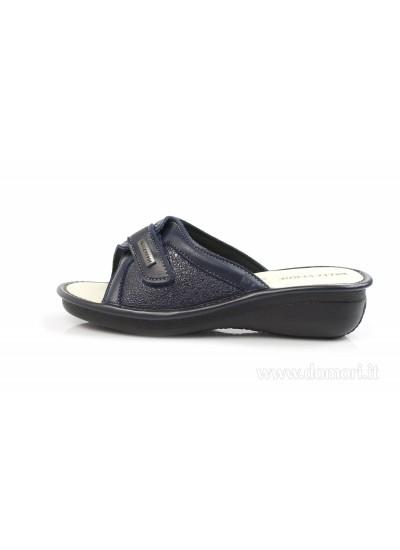 VALLEVERDE 37104 - Pantofola e ciabatta - Blu