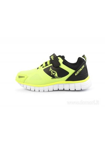 AUSTRALIAN AU788F19K - Sneaker bambino - Yellow