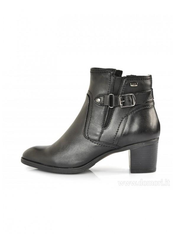 negozio online aadc8 aee01 Stivaletto elegante da donna Valleverde 49213 - Domori ...