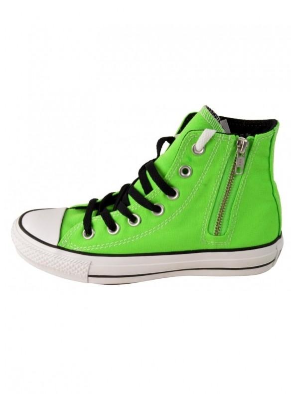 all star converse verde alta