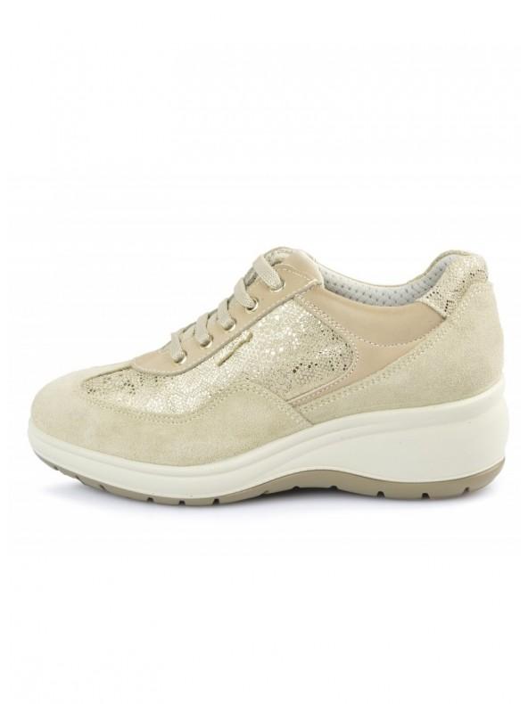 meet fcf2b d500f ENVAL SOFT 79553/00 - Sneaker con zeppa - Castoro Platino ...