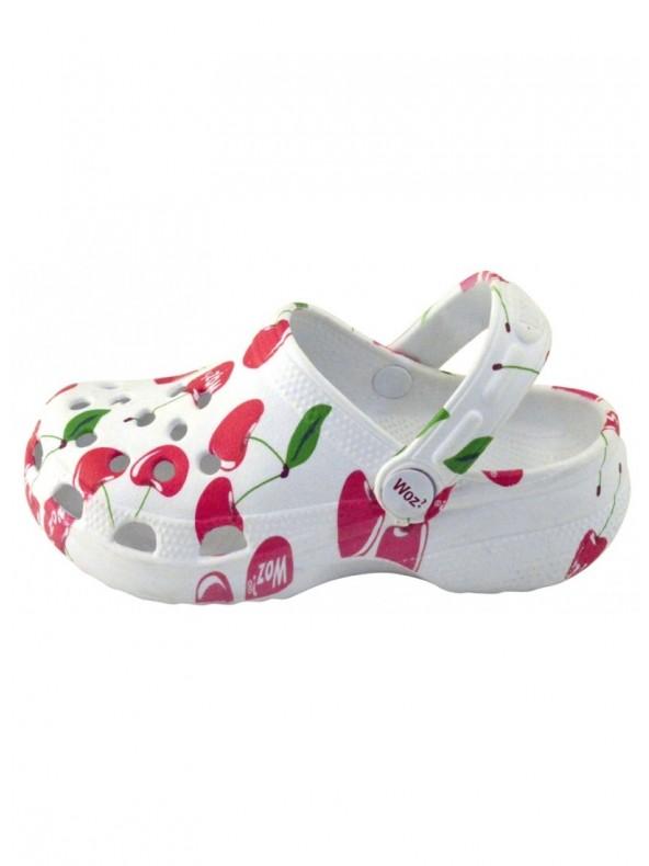online retailer eab62 df142 WOZ? Shark - Zoccolo - Ciliegia - Domori: scarpe, moda e ...