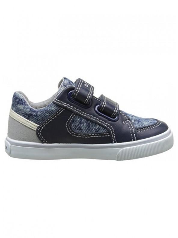 Scarpa da bambina Geox con strappi Domori: scarpe, moda e