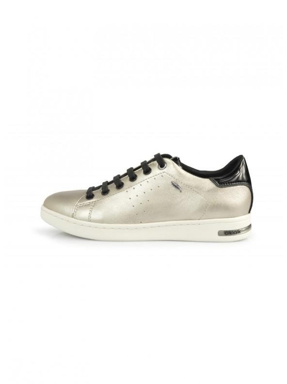GEOX JAYSEN Sneaker Bassa CB500 Champagne Domori