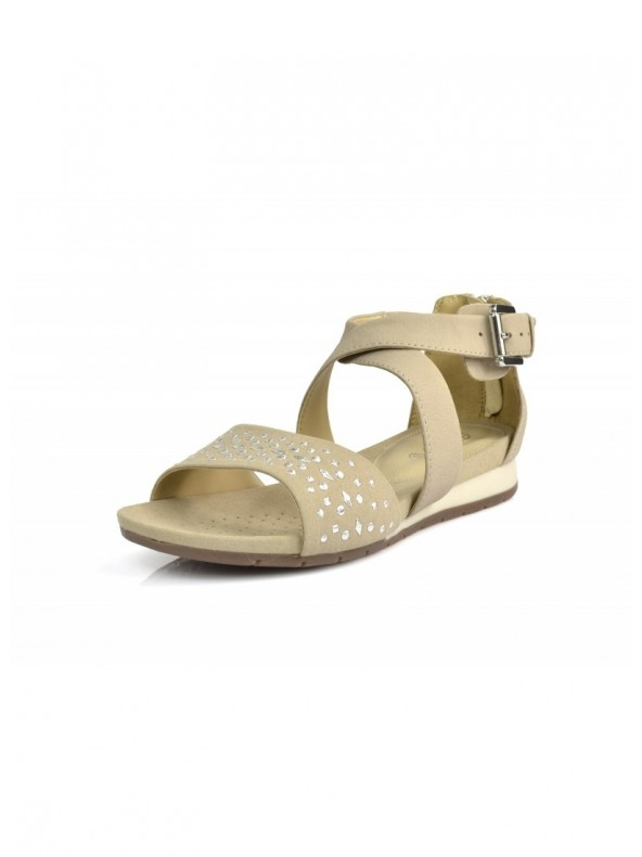 Sandalo geox Donna Formosa Domori: scarpe, moda e accessori
