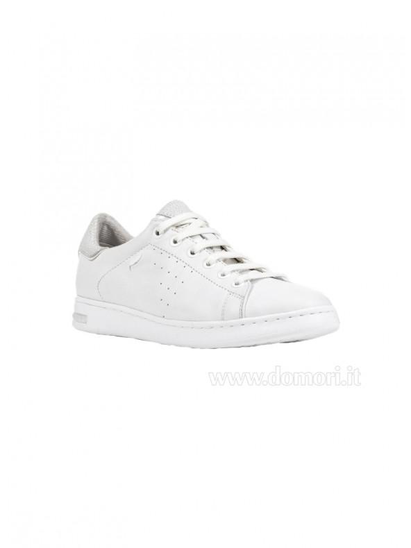 Sneaker da donna Geox Jaysen White Domori: scarpe, moda e