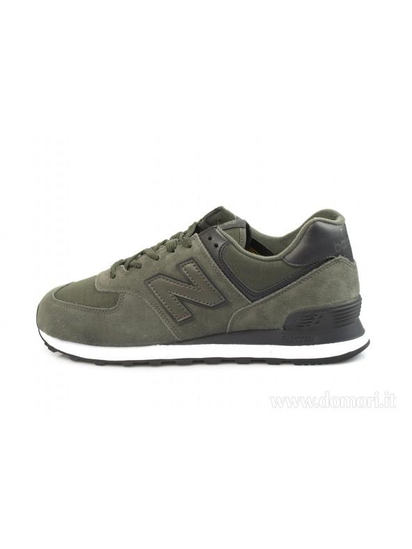 scarpe uomo new balance verde